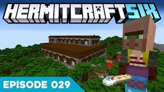Hermitcraft VI 029   FINALLY TAGGED SOMEONE!! 🏷️   A Minecraft Let's Play