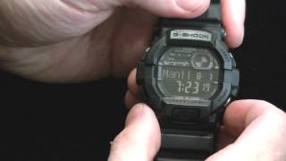 Casio G-Shock GD350-1B