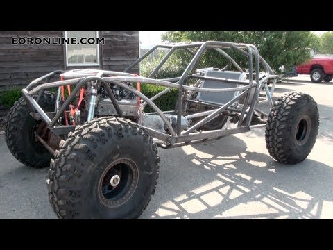 MAGNUM CHASSIS BY ESSENTIALLY OFFROAD