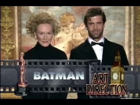Batman Wins Art Direction: 1990 Oscars
