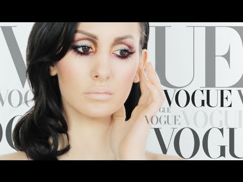 VOGUE Makeup feat. MrDanielmakeup