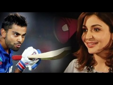 Is It Anushka Sharma's Responsibility For India lost world cup 2015?