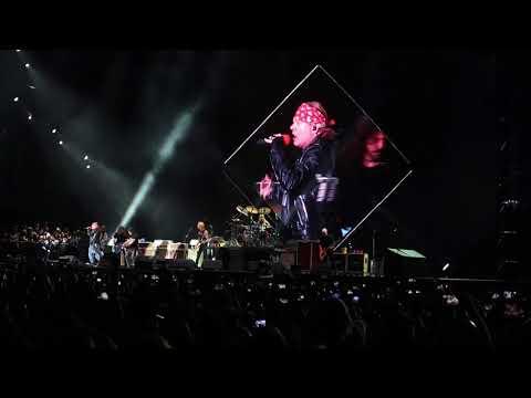 Foo Fighters + Guns N' Roses - It's So Easy live @ Firenze Rocks 14.06.2018