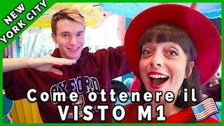 Visto studente M1 - Storia di Alberto
