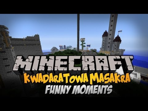 Kwadratowa Masakra SEZON 2 - BEST MOMENTS // NAJLEPSZE MOMENTY (I BELIEVE I CAN FLY) [#10]