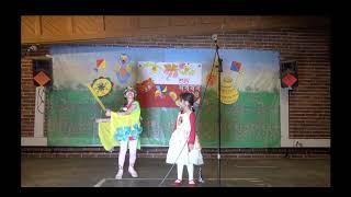 Mou machi mou machi .- Funny kids performance , Otaniemi, Finland