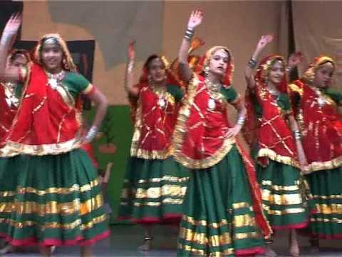 Rajasthani Dance video