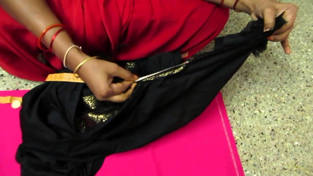 Punjabi Dress Cutting Patterns Punjabi Dress Cutting With