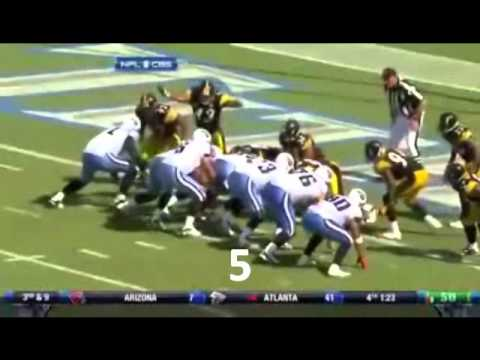 10 NFL Football Amazing plays Video