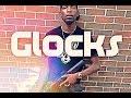 """Blocboy JB (No Chorus) Type Beat 2017 """"Glocks"""" (Prod. By Hotboy Scotty)"""
