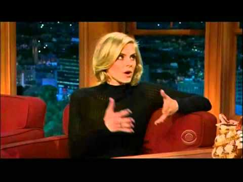 Craig Ferguson 11/22/11E Late Late Show Eliza Coupe
