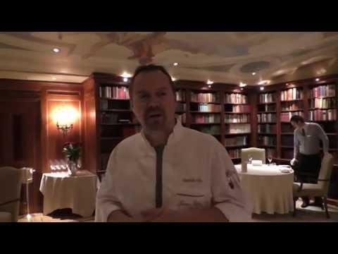 Presentation of the Michelin star restaurant Lorenz Adlon Esszimmer in Berlin