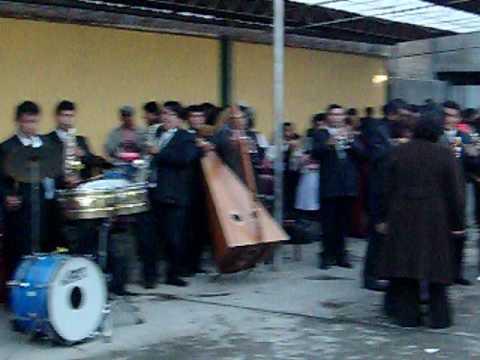 SICAYA - LOS ENGREIDOS DEL PERU -  TOCANDO EL 4 DE AGOSTO