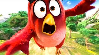 THE ANGRY BIRDS MOVIE (2016 - Animated Film)