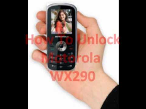 Motorola WX290 US Video clips