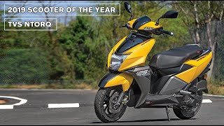 Sponsored: Why the TVS NTorq is the 2019 Scooter of the Year | Special Feature