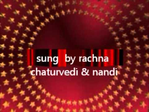 rachna chaturvedi  sung aaj rapat jaye to best duet  song of...