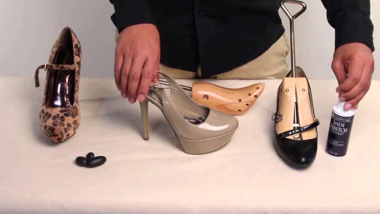 Как сделать обувь больше на один размер 48