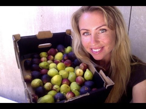 All the fruit I ate today! Fully Raw Vegan food diary