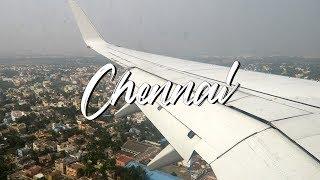 CHENNAI (MADRAS) PART 1 - INDIA TRAVEL VLOG #63