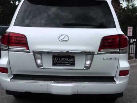 2013 Lexus LX 570 4WD 4dr SUV - Charleston. SC