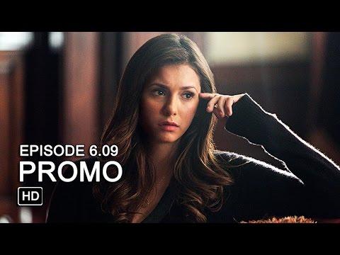 The Vampire Diaries 6x09 Promo - I Alone [hd] video