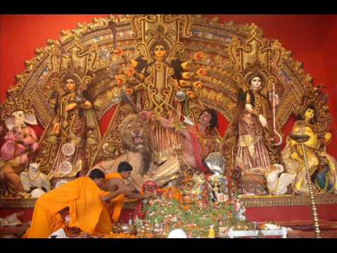 Durga Pujor Dhak video