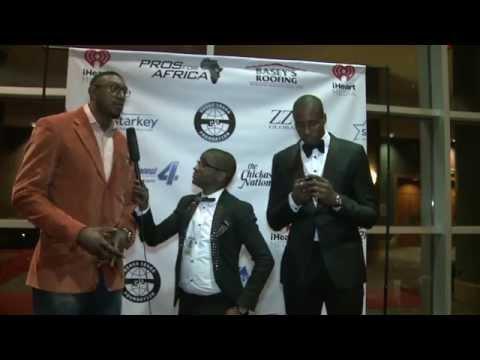USA- Gala-NBA star Serge Ibaka récolte 2 M$ pour aider les enfants en Afrique