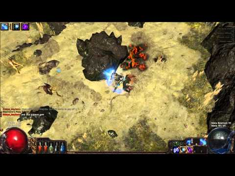 Path of Exile - Lightning Strike Templar