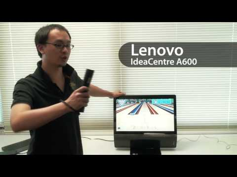 Lenovo IdeaCentre A600 - Bowling!