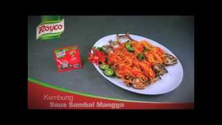 Royco: Kembung Saus Sambal Mangga Special