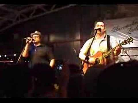 Barenaked Ladies doing cover of Duran Duran's Rio