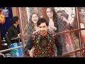 Faysal Qureshi,Hajra khan,Sohail Sameer, Aadi & Faizan playing