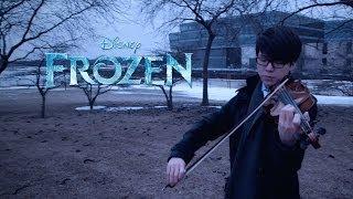 "Disney's Frozen ""Let It Go"" Jun Sung Ahn Violin Cover"