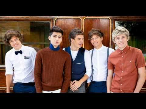One direction- kiss you (facts francais)