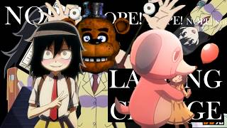 Cringing With Love: Anxiety in Watamote