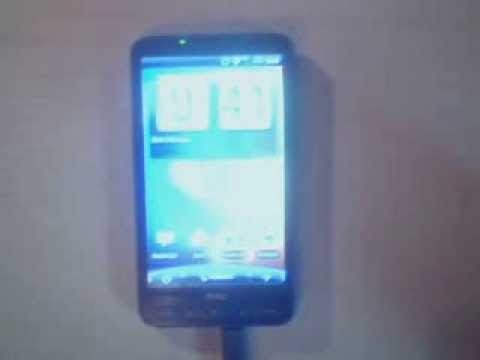 Android (Desire 3.0) on HTC HD2 ..Amazing...!!! Music Videos