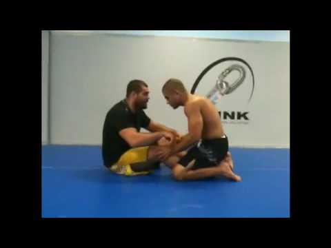Gabriel gonzaga Show some BJJ Grappling Position at Worcester you can use in NO GI tournaments Image 1