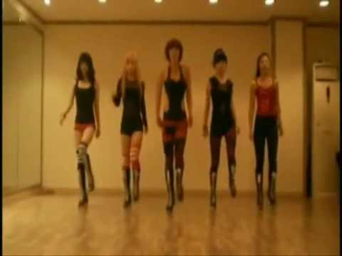 Boom Boom Pow Dance Slow And Mirror Ver. By Blackqueen video