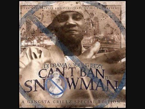 Young Jeezy - Jeezy The Snowman