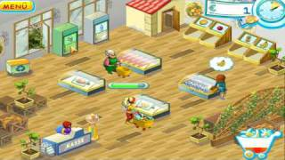 Shopping/ Supermarkt Mania Gameplay HD