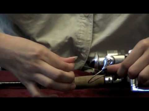 How to Spool Line on a Spinning Reel (www.texanangler.com)