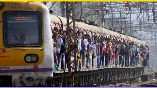 Mumbai Local Train Travelling - CYappa Videos