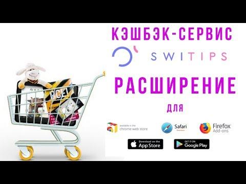 Расширение кэшбэк switips для браузера/ WinWin People Capital/ Win Win