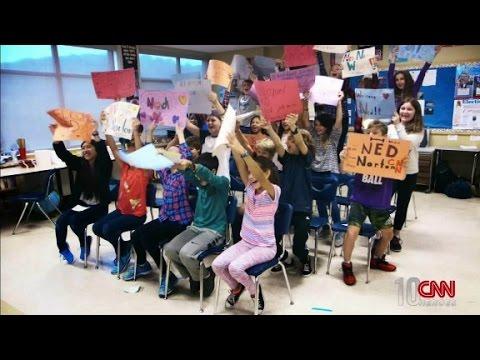 'CNN Heroes' goes to school