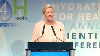 Talk Summary Joan Gandy, Hydration for Health Scientific Conference 2017