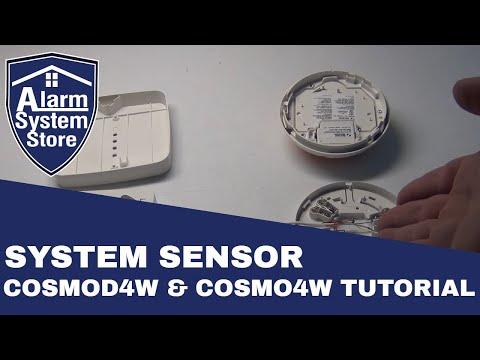 System Sensor COSMOD4W & COSMO4W - Alarm System Store