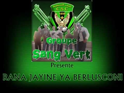 Groupe Sang Vert -Rana Jayine Ya Berlusconi (CSC 2011)