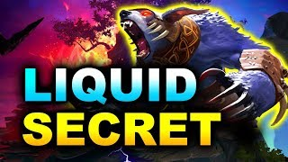 LIQUID vs SECRET - AMAZING GAME! - DREAMLEAGUE MAJOR DOTA 2