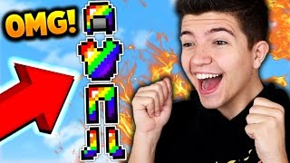 OMG INSANE GOD SET KILL! (Minecraft Ice Factions #41)